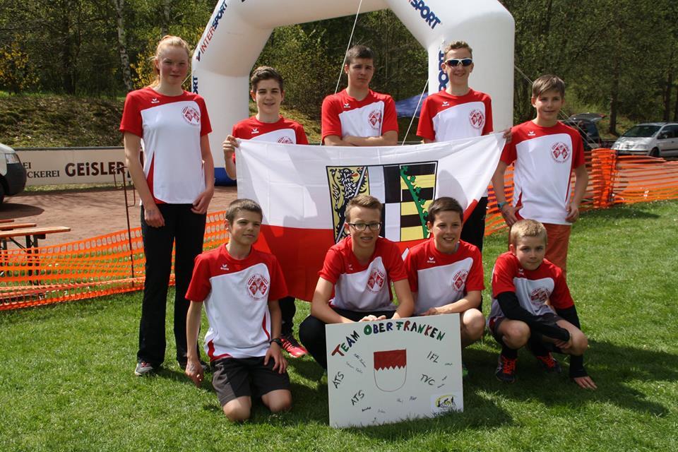 2015 BJC Team Oberfranken